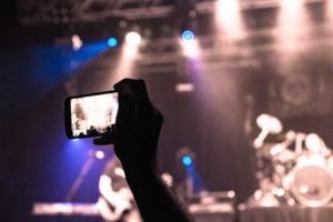 Bühne und Event
