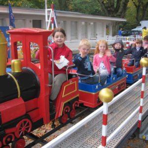 Kinder Eisenbahn