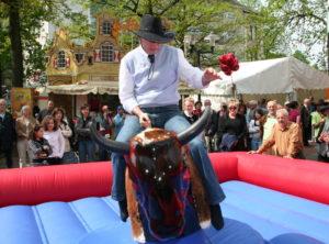 Bullriding Stadtfest