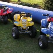 Kinder Kartbahn Quads