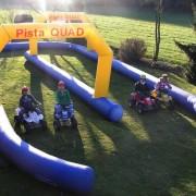 Kinder Kartbahn Parcours