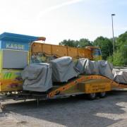 Kinderkarussell Huckelpiste Transport