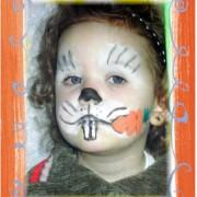 Kinderschminken Hase_g