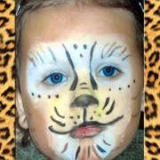 Kinderschminken Loewe_g
