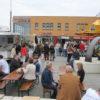 Getränkewagen auf Stadtfest