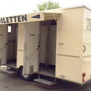 Toilettenwagen Th-Midi